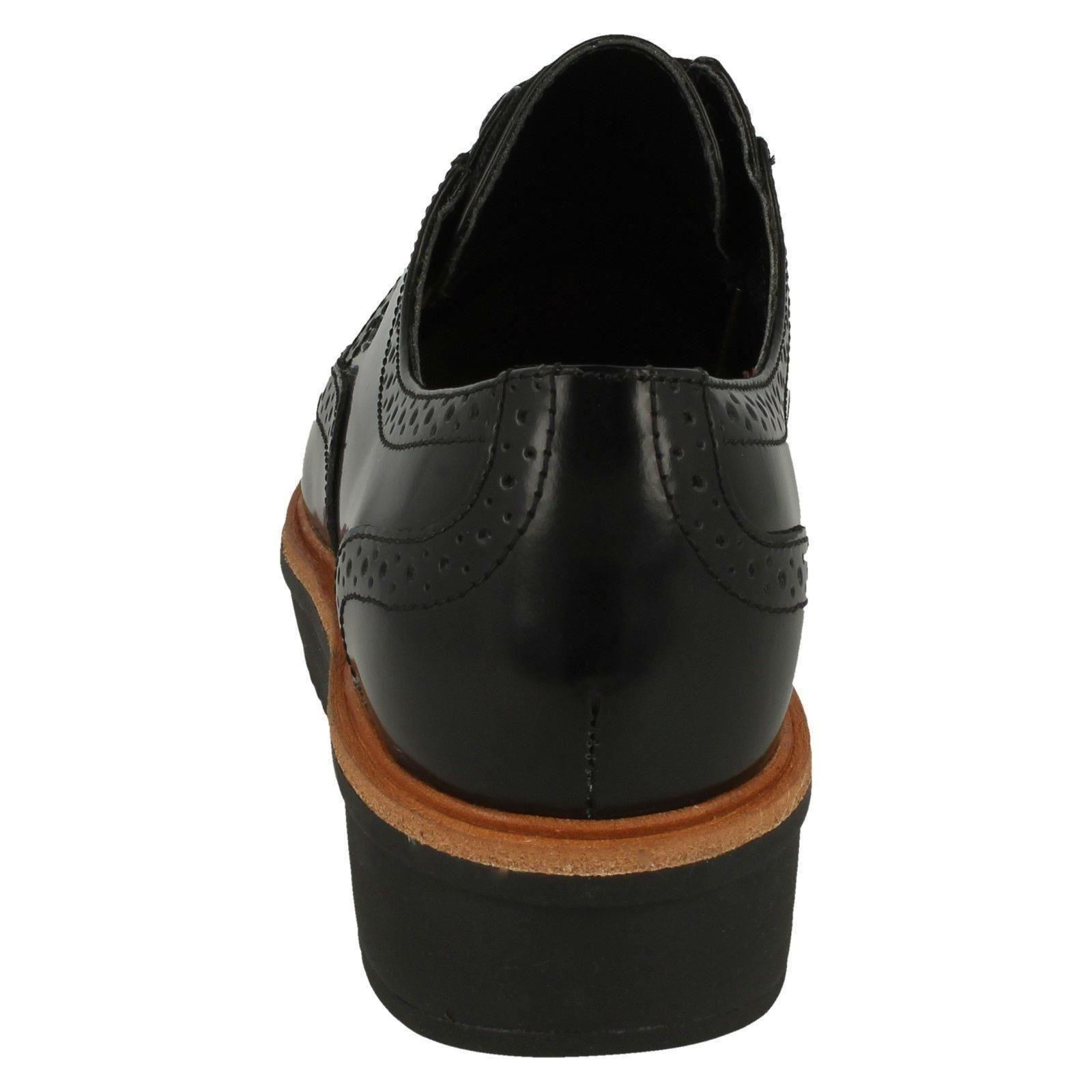 Ladies Clarks Casual Brogue Style Shoes /'Teadale Maira/'