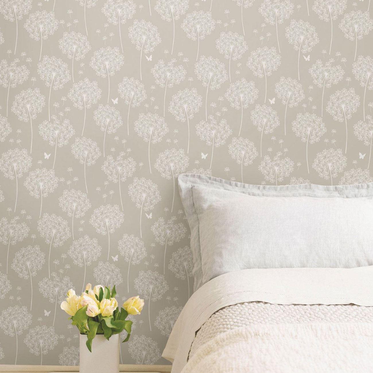 abziehen und aufkleben tapete schlafzimmer wand dekoration verschiedene deigns ebay. Black Bedroom Furniture Sets. Home Design Ideas