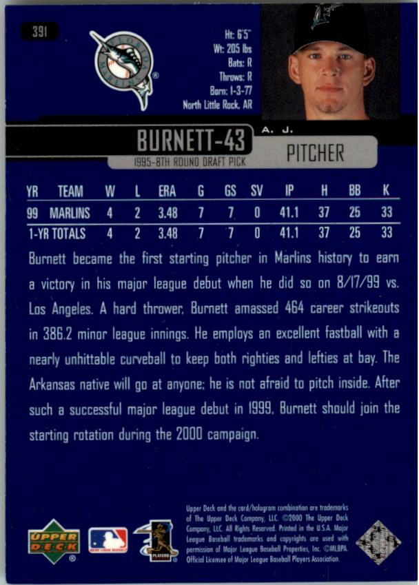 2000-Upper-Deck-Beisbol-Tarjeta-Recoger-274-540 miniatura 223