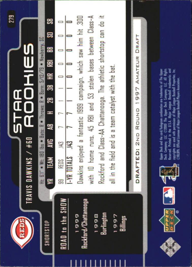 2000-Upper-Deck-Beisbol-Tarjeta-Recoger-274-540 miniatura 13