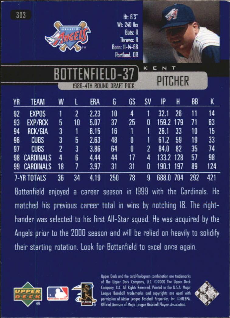 2000-Upper-Deck-Beisbol-Tarjeta-Recoger-274-540 miniatura 59