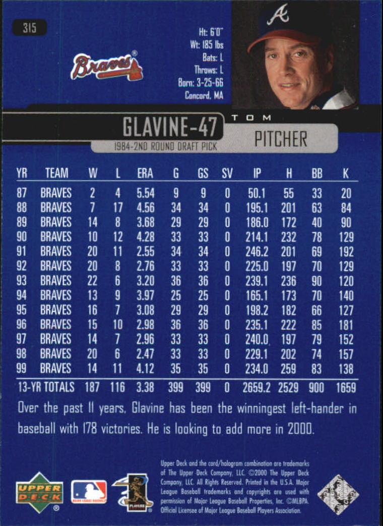2000-Upper-Deck-Beisbol-Tarjeta-Recoger-274-540 miniatura 83