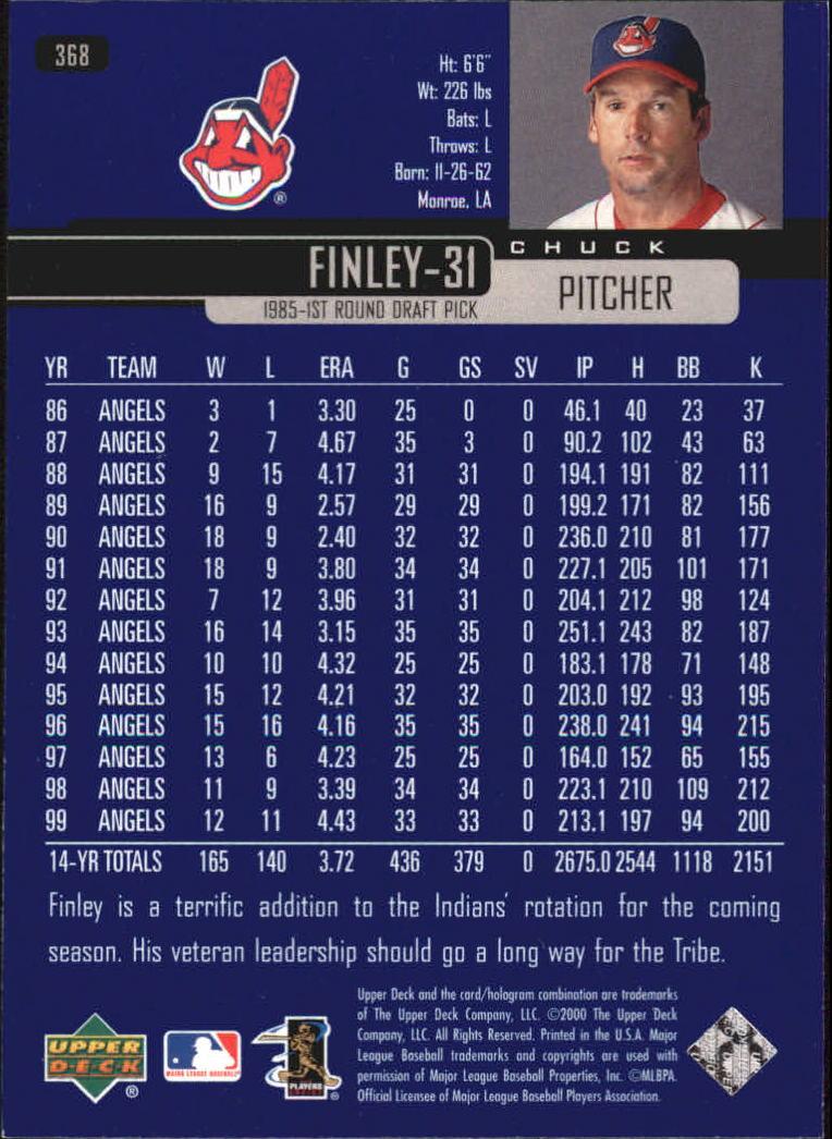2000-Upper-Deck-Beisbol-Tarjeta-Recoger-274-540 miniatura 181