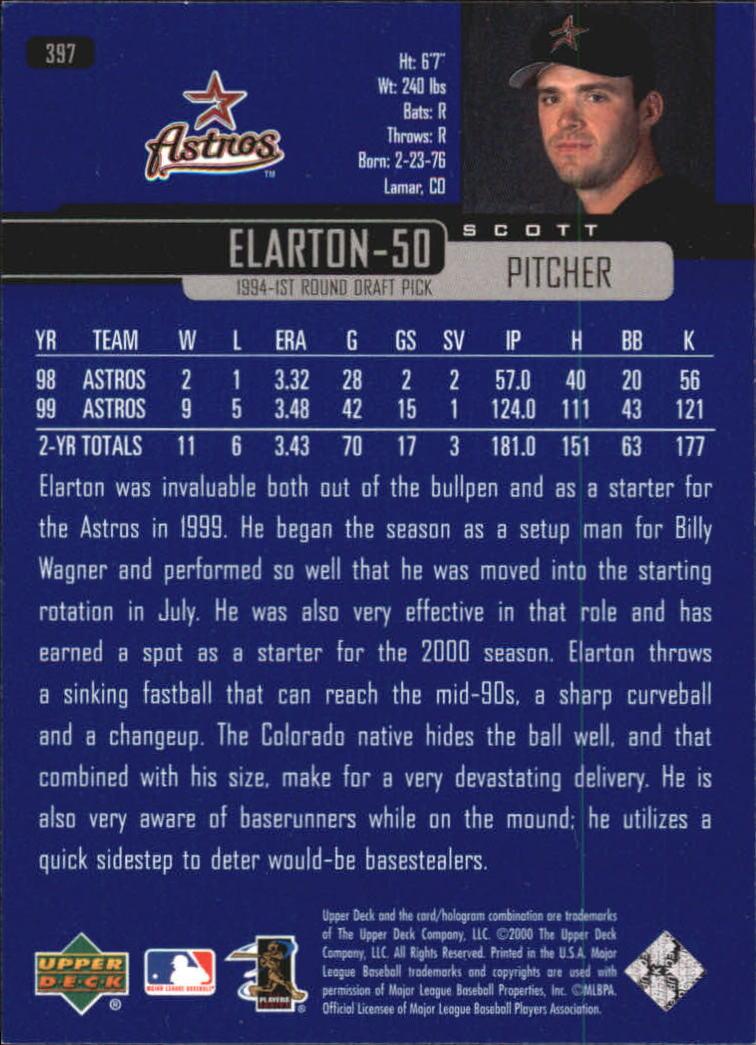 2000-Upper-Deck-Beisbol-Tarjeta-Recoger-274-540 miniatura 235
