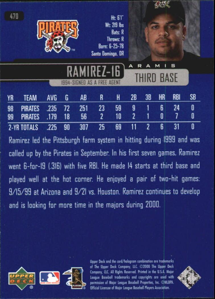 2000-Upper-Deck-Beisbol-Tarjeta-Recoger-274-540 miniatura 363
