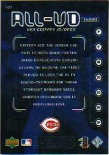 2000-Upper-Deck-Beisbol-Tarjeta-Recoger-274-540 miniatura 463