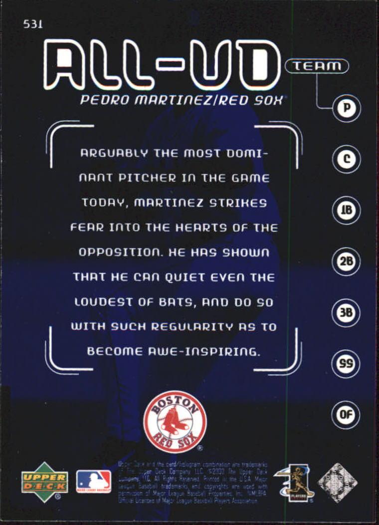 2000-Upper-Deck-Beisbol-Tarjeta-Recoger-274-540 miniatura 469