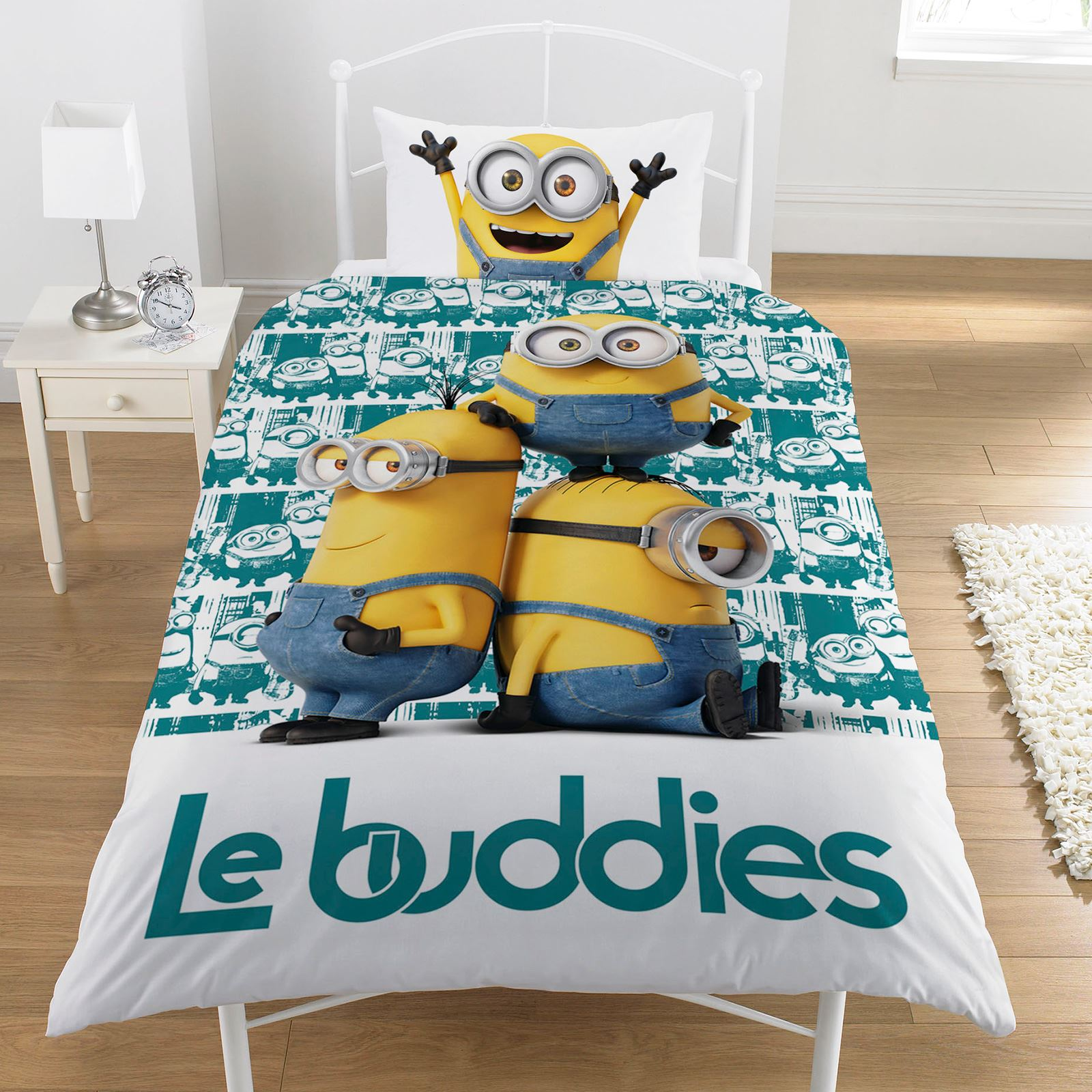 jungen kinder charakter einzel bettw sche sets ninjago wwe pokemon mehr ebay. Black Bedroom Furniture Sets. Home Design Ideas