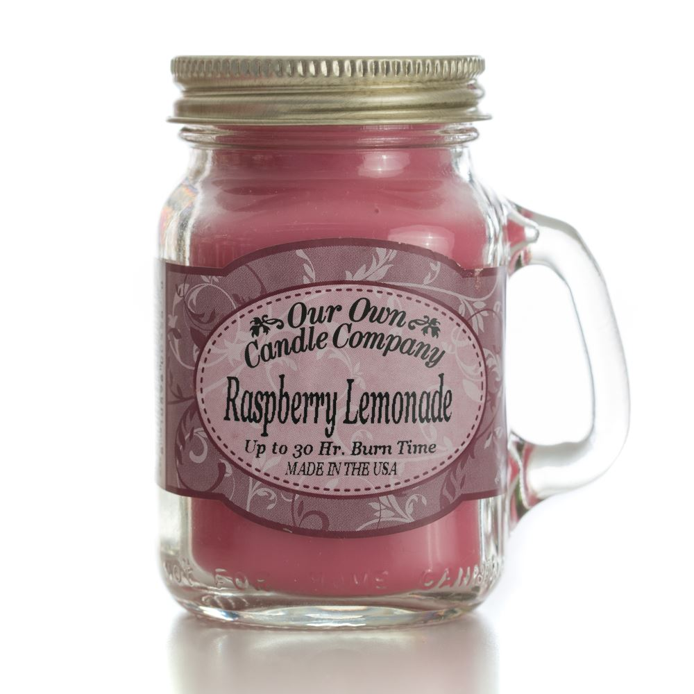 our-own-candle-company-hautement-parfume-30-heure-Combustion-Mini-macon-bougie