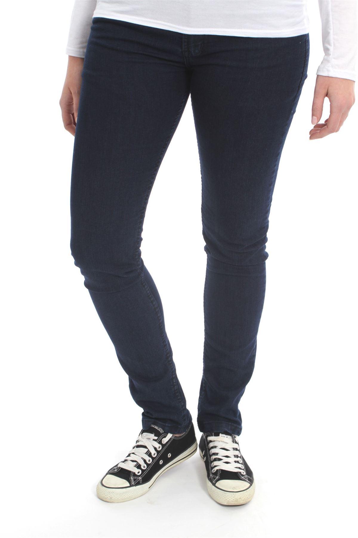 damen enge passform jeans m dchen dehnbare hose jeggings. Black Bedroom Furniture Sets. Home Design Ideas