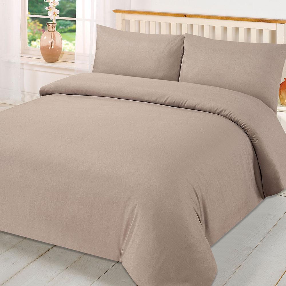 einfarbig gef rbt stepp bettdecke bettw sche set mit. Black Bedroom Furniture Sets. Home Design Ideas