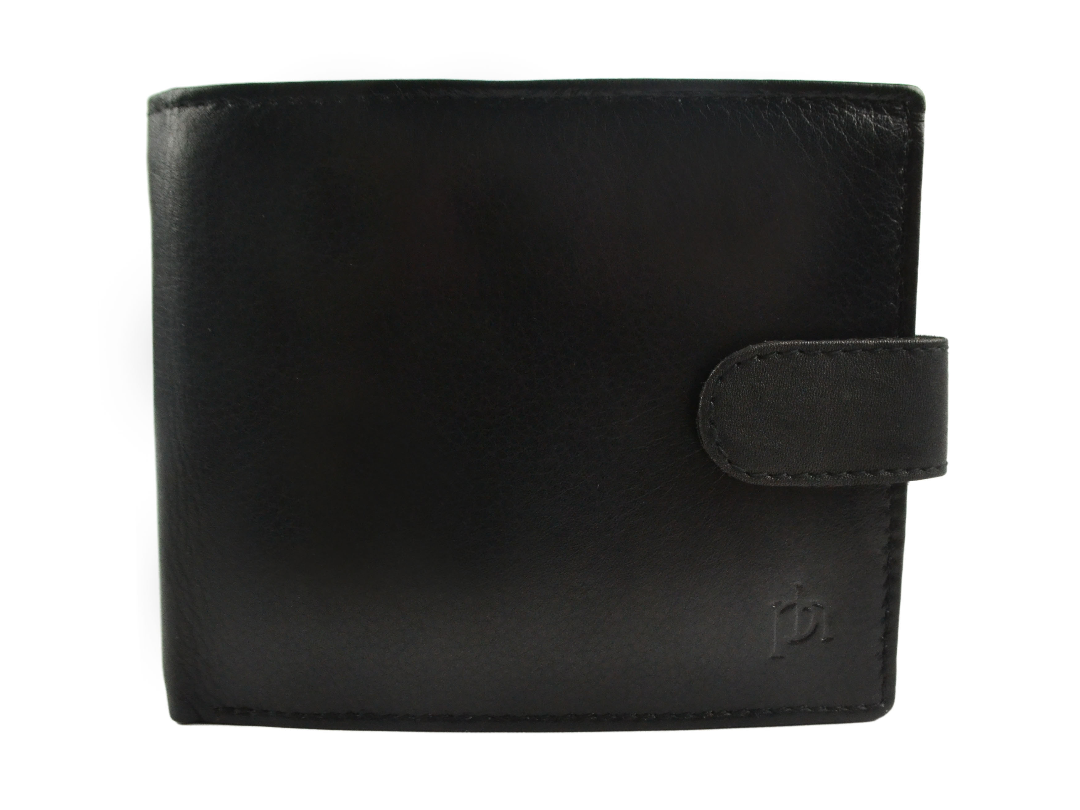 Mens-Quality-Leather-Wallet-by-Prime-Hide-Gift-Boxed-Stylish-with-Coin-Pocket thumbnail 3