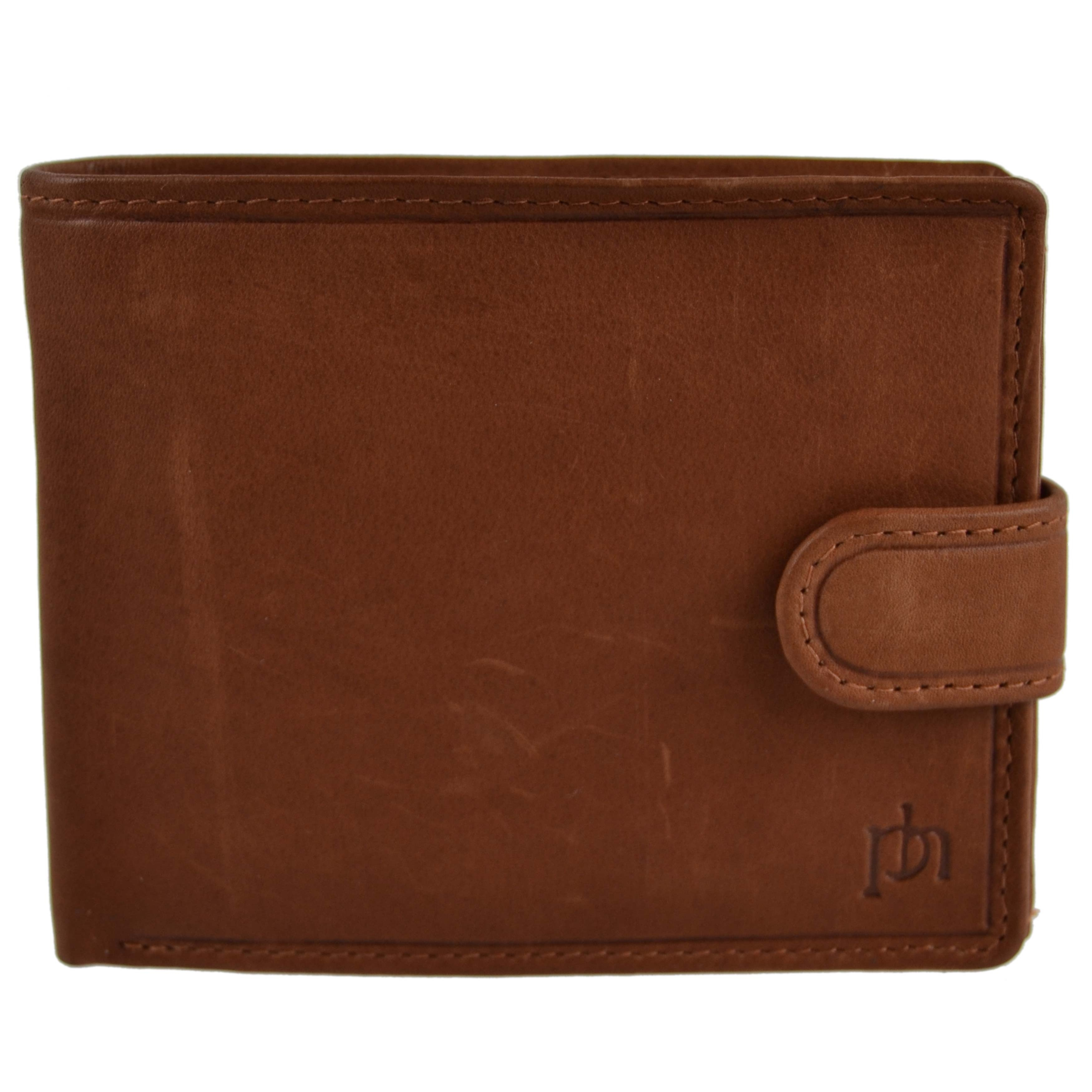 Mens-Quality-Leather-Wallet-by-Prime-Hide-Gift-Boxed-Stylish-with-Coin-Pocket thumbnail 16