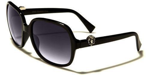 NEU Giselle Designer Damen polarisierend großer Schmetterling Sonnenbrille UV400 KmtY76rbS