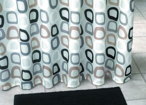 Tende Doccia Per Vasca Da Bagno : Tenda doccia tessuto tenda vasca da bagno tenda del bagno
