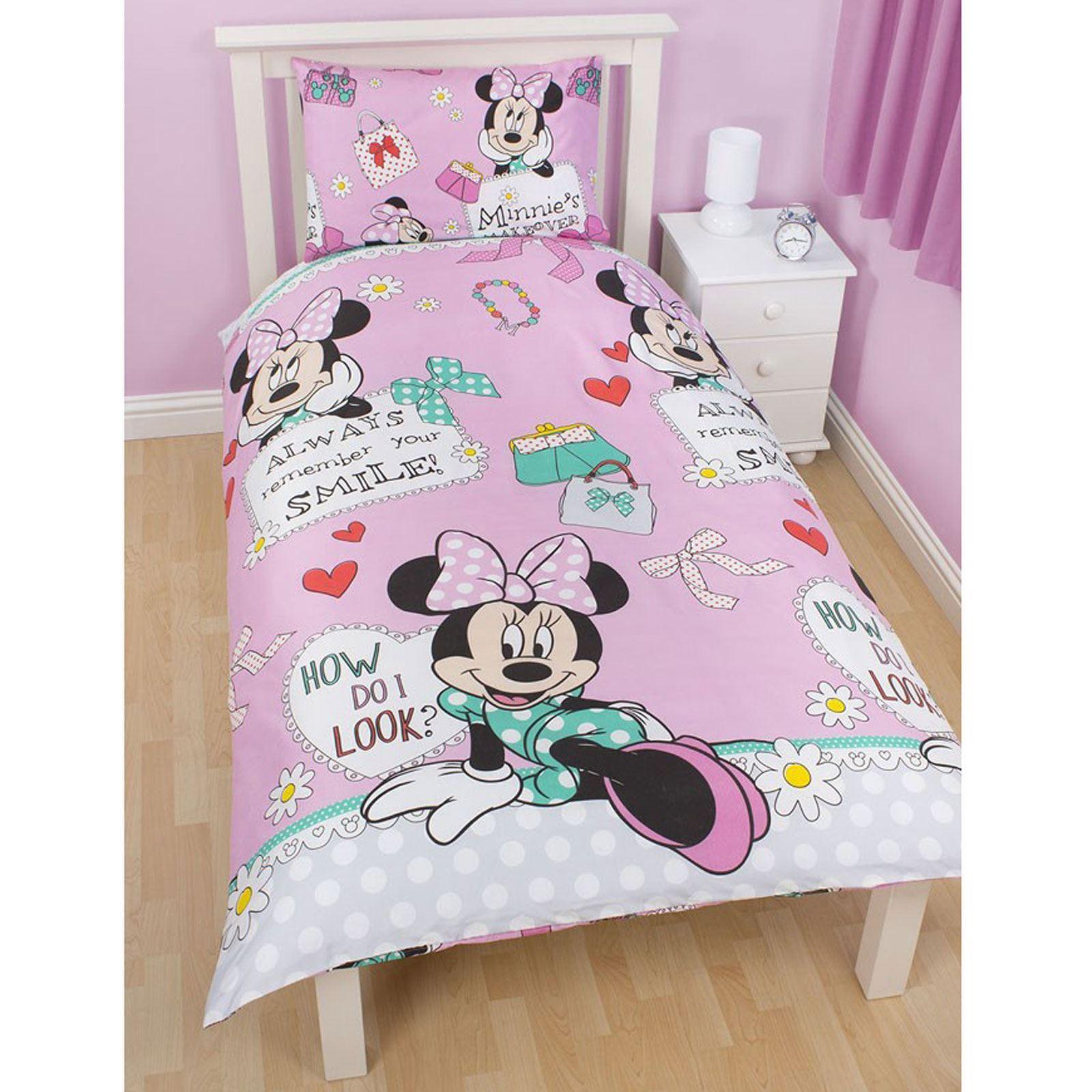 kinder disney figur einzel bettw sche sets paw patrol star wars nemo mehr ebay. Black Bedroom Furniture Sets. Home Design Ideas