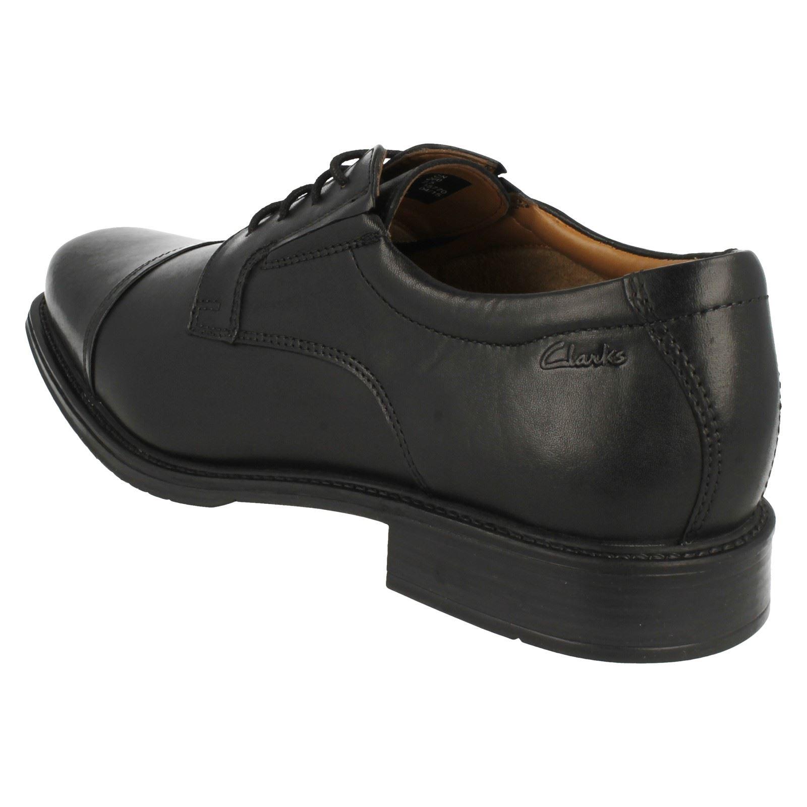 Cordones Gorra Con Hombre Clarks Zapatos Driggs q0W47X