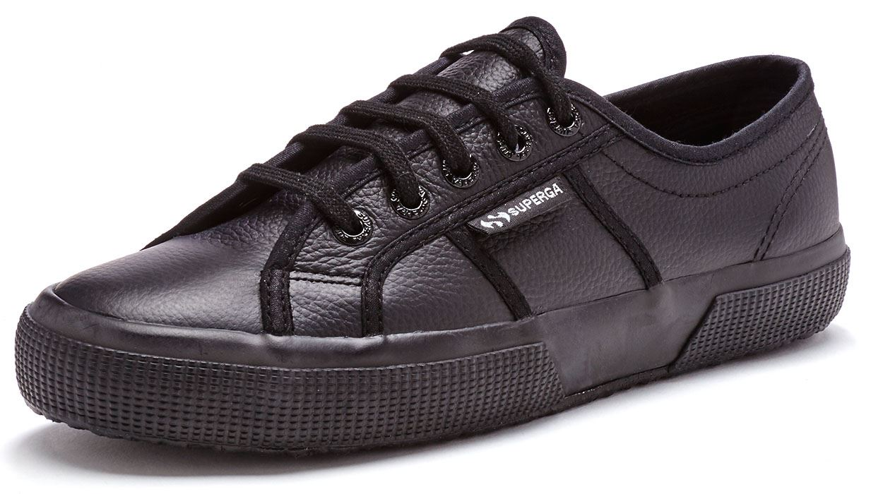 Kickers - Scarpe casual, Uomo, Nero (Pate Black/black/black), 36 (3 uk)