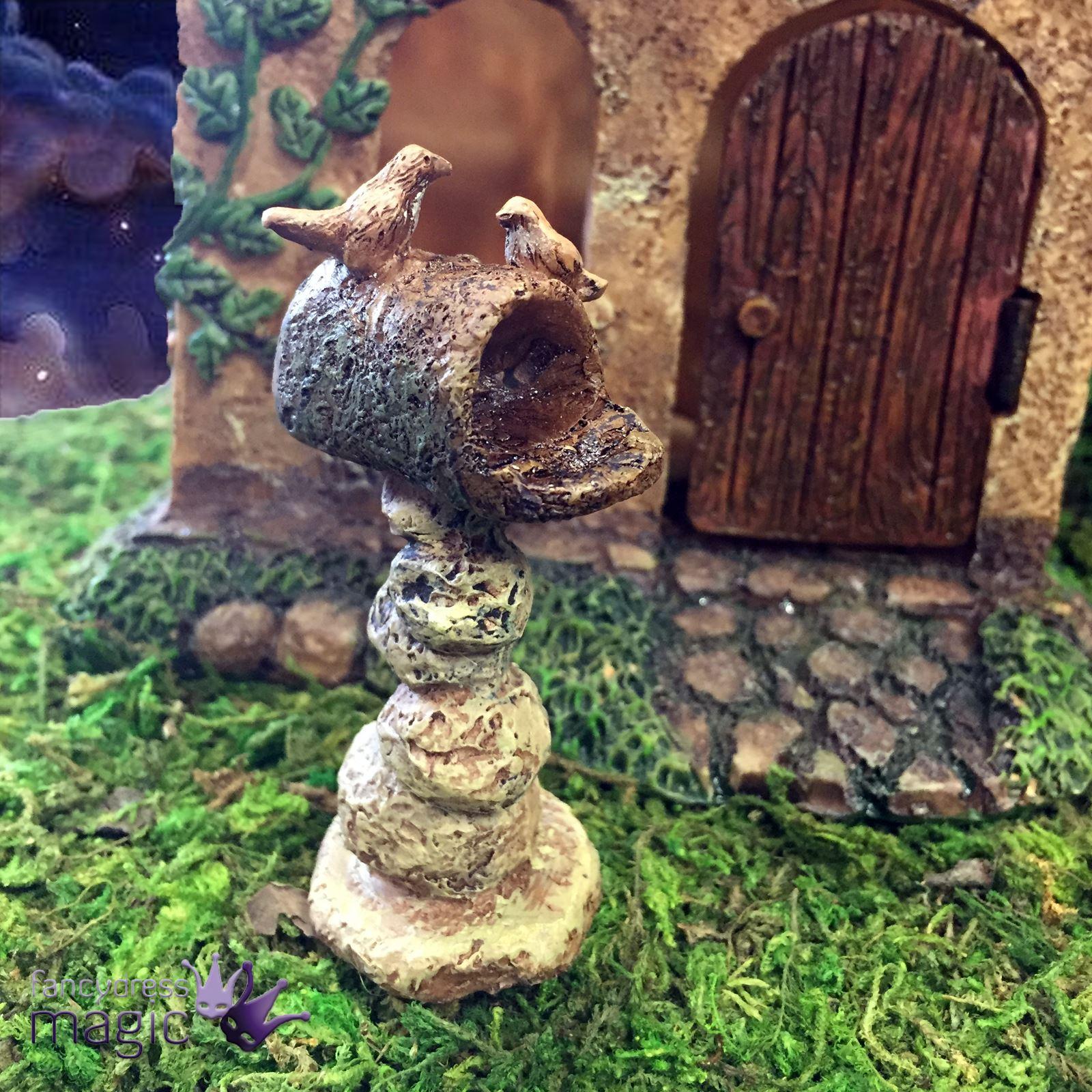 Miniatur Micro Mini Fee Gartenmöbel Zubehörteil Figur Geschenk ...