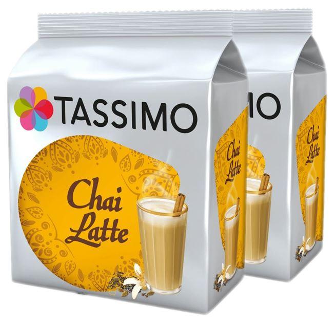 TASSIMO T-Disc Pod Coffee Chocolate Cappuccino Latte