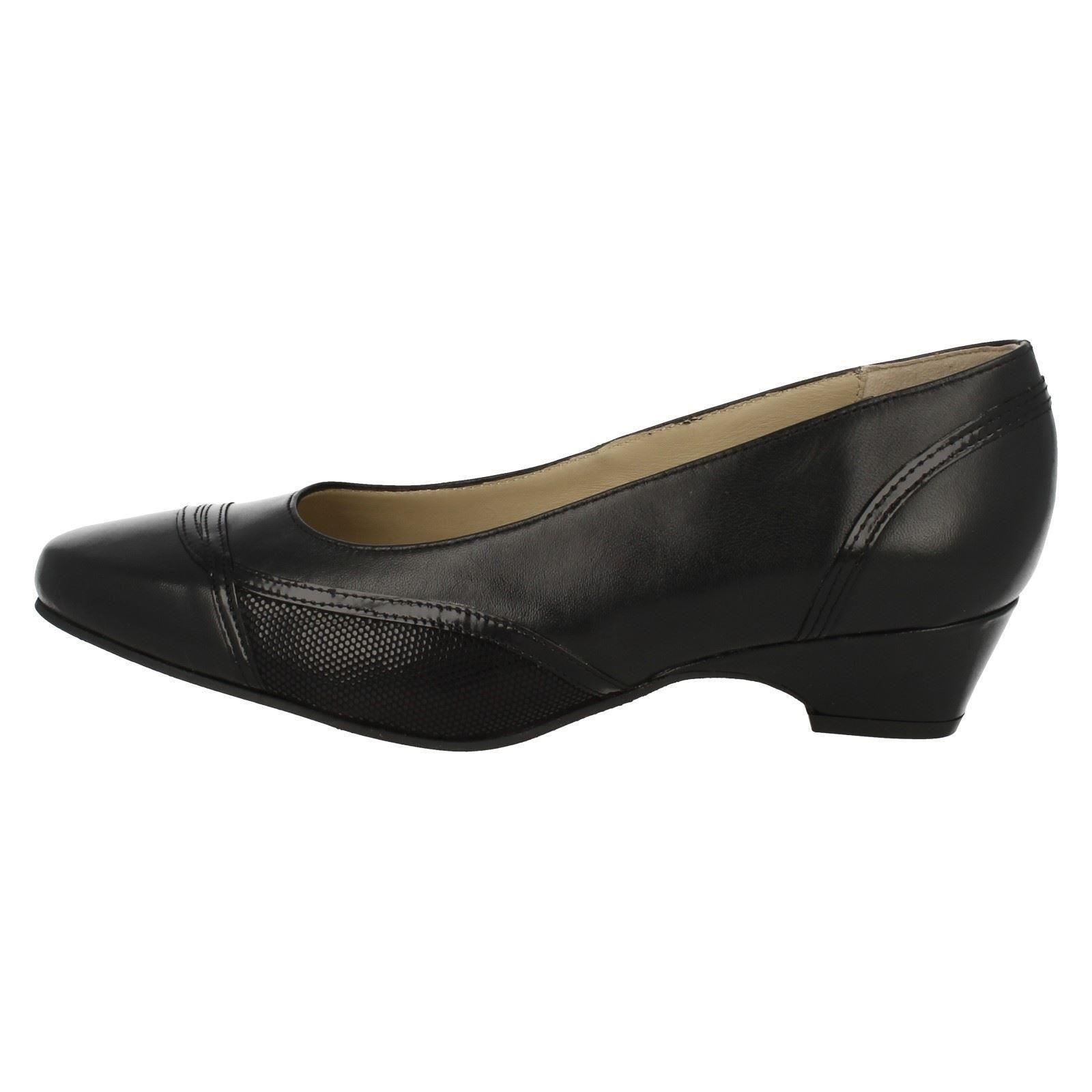 Mujer Equity Corte Formales Ancho zapatos  Formales Corte 'Pearl ' aef685