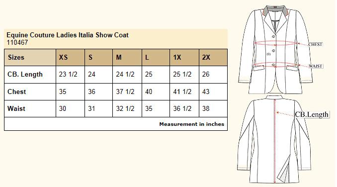 Equine Couture Donna Italia Show Copertura       Vendite Online    Rifornimento Sufficiente  4af005