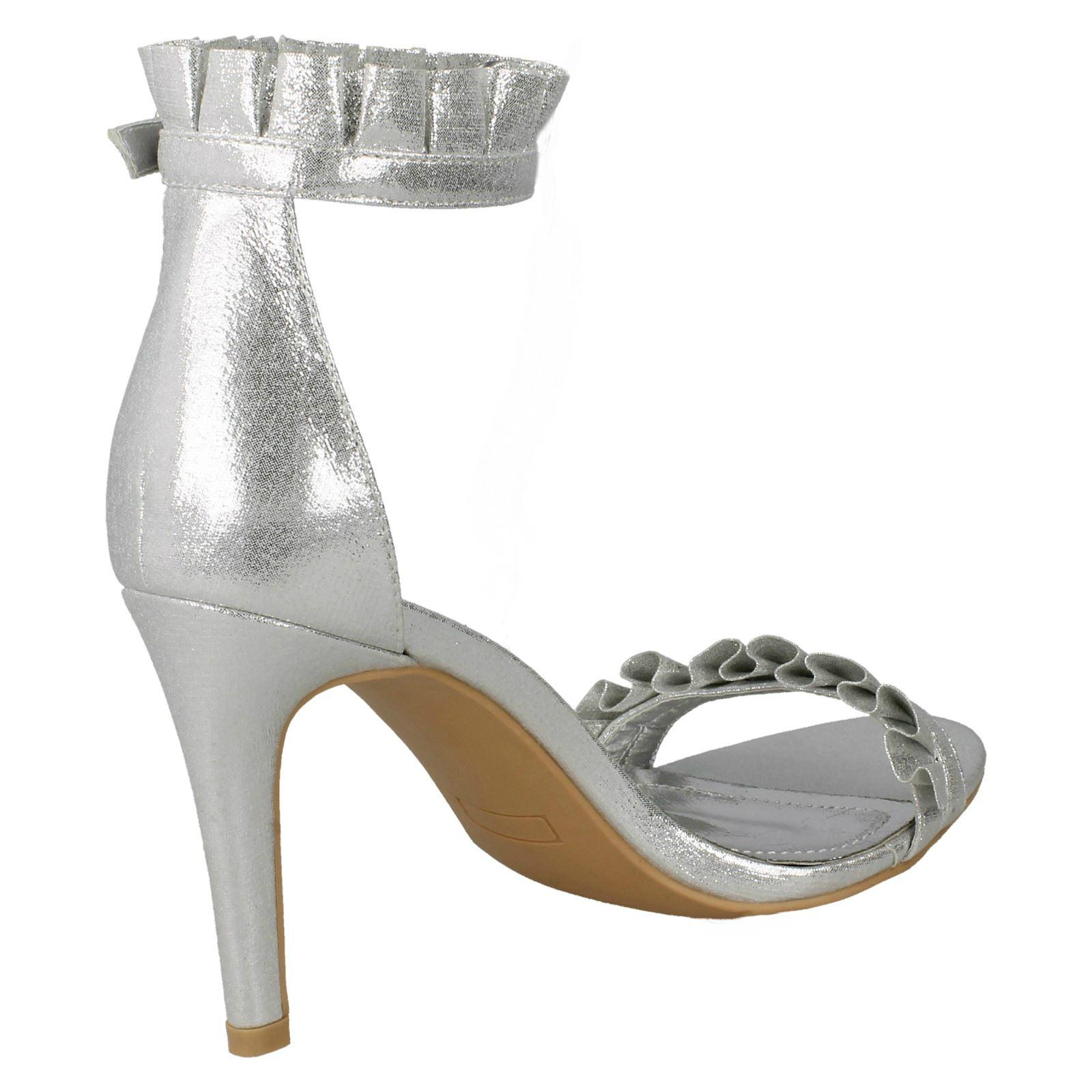 Damen 3418 Hartzinn Knöchelriemen Sandalen von Anne Michelle Verkaufspreis