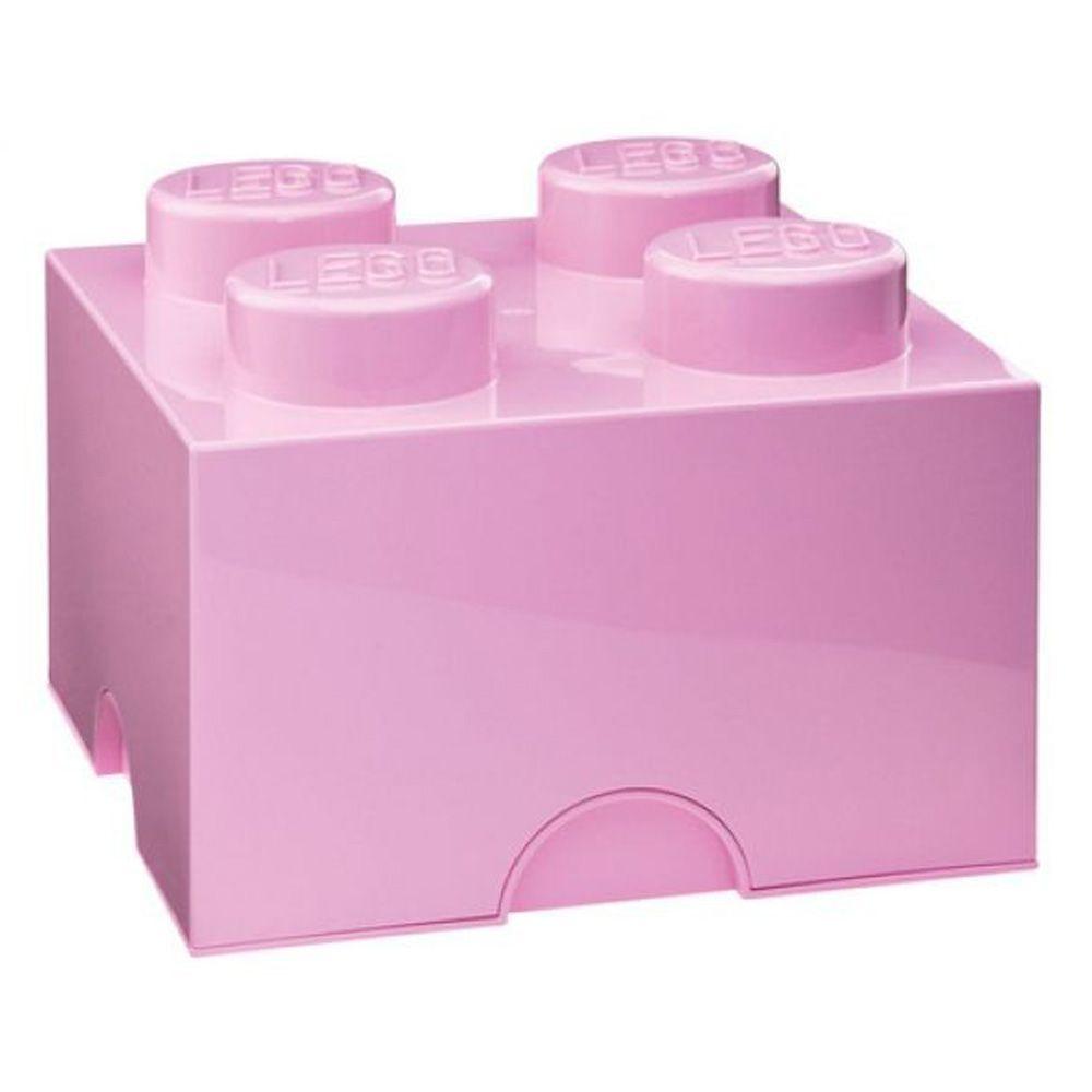 Lego almacenaje ladrillo caja 4 pomos infantil dormitorio - Almacenaje ikea infantil ...