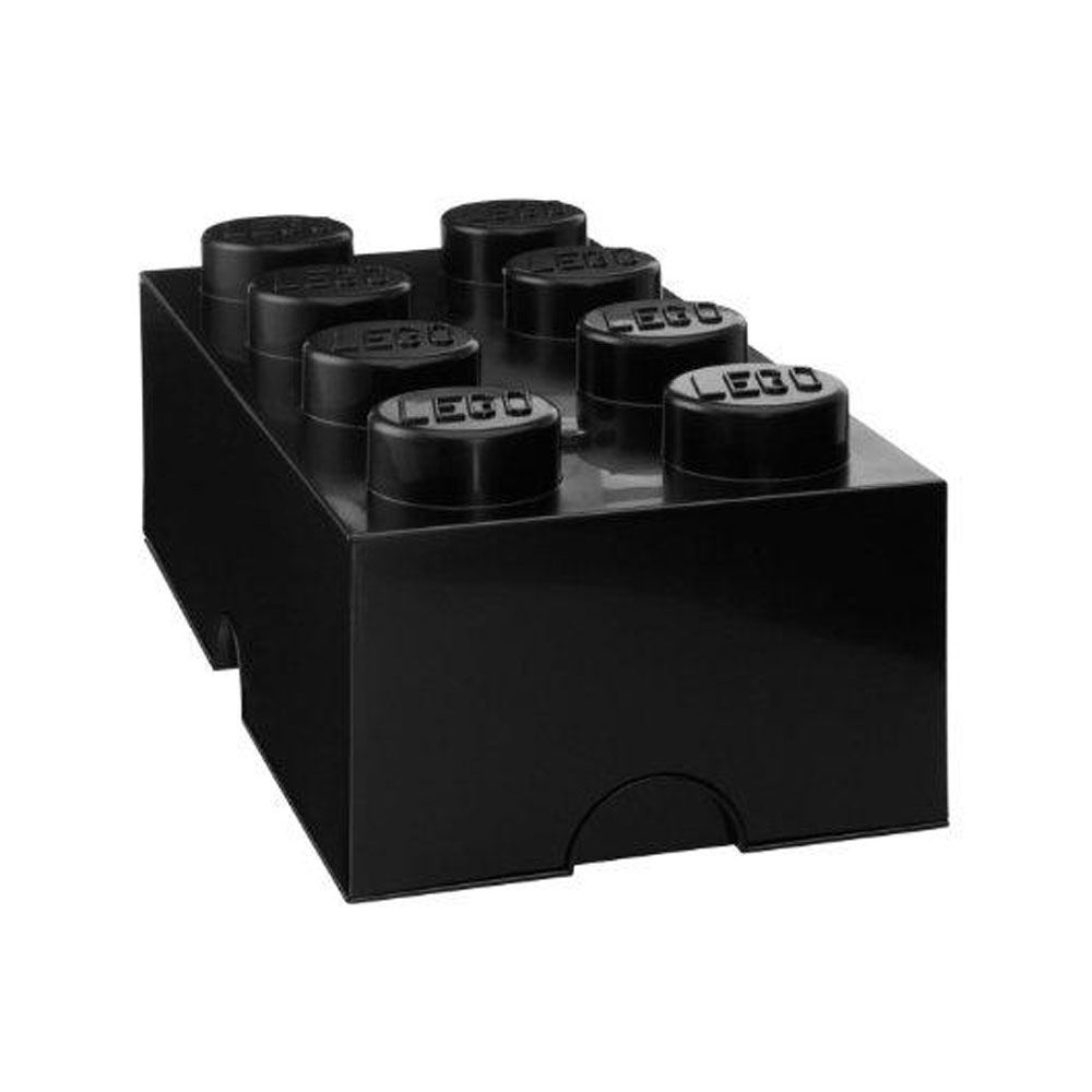 Lego magazzinaggio scatola di mattoncini 8 manopole for Lego arredamento