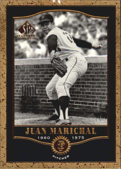 2001-SP-Legendary-Cuts-Baseball-YOU-PICK thumbnail 80