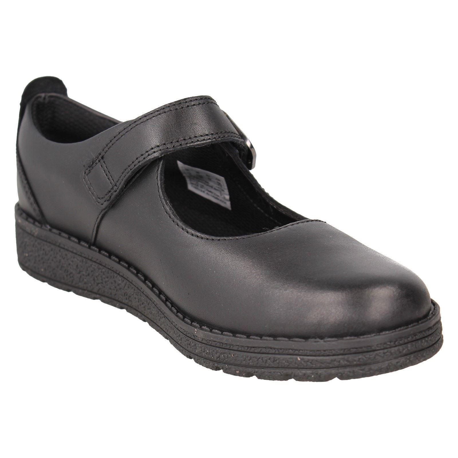 Girls Clarks School Shoes /'Daisy Gleam/'