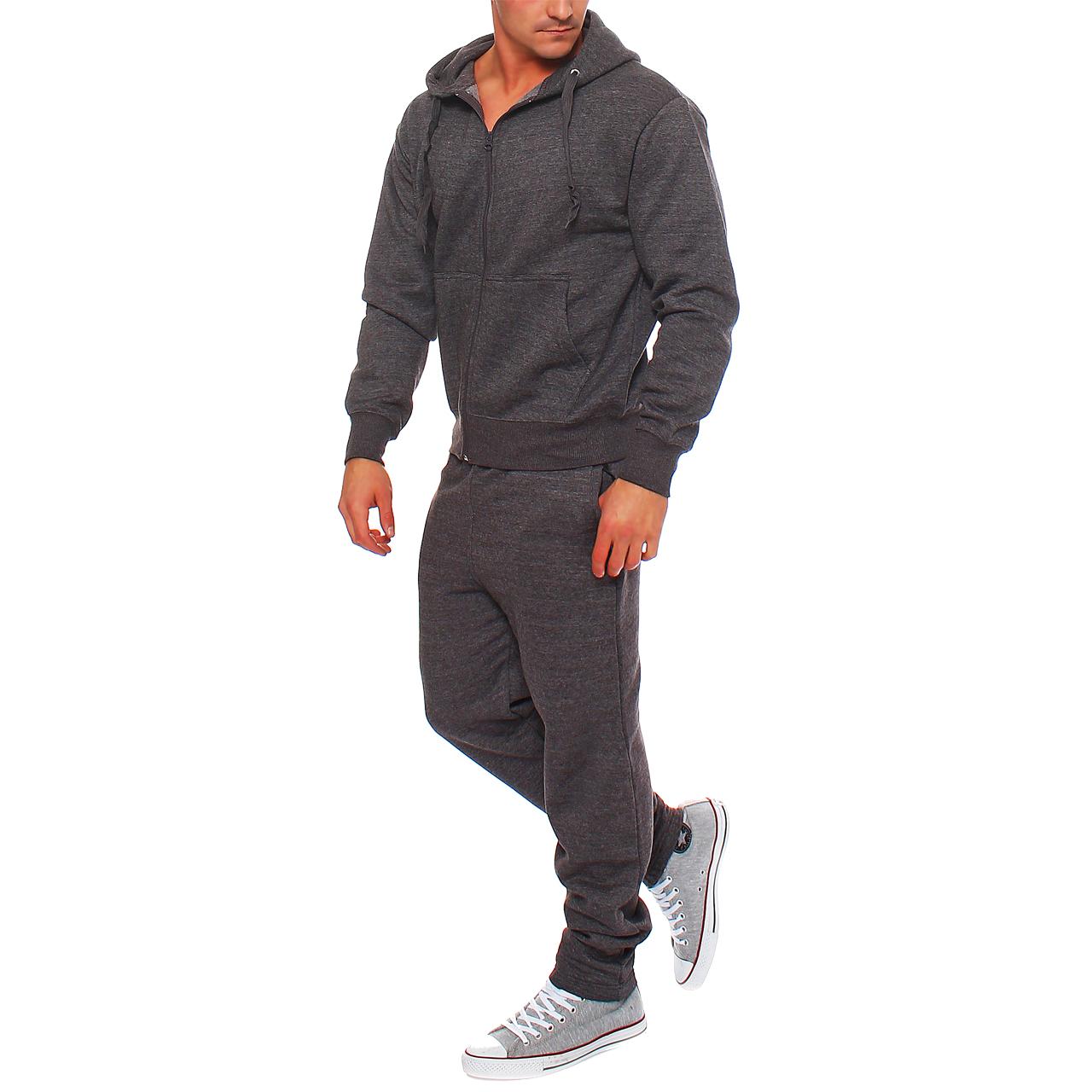 hype inc uomo fare jogging suit tuta da ginnastica felpa pantaloni ebay. Black Bedroom Furniture Sets. Home Design Ideas