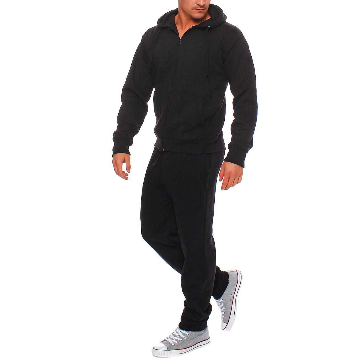 hype inc men 39 s jogging suit tracksuit sweatshirt trousers. Black Bedroom Furniture Sets. Home Design Ideas