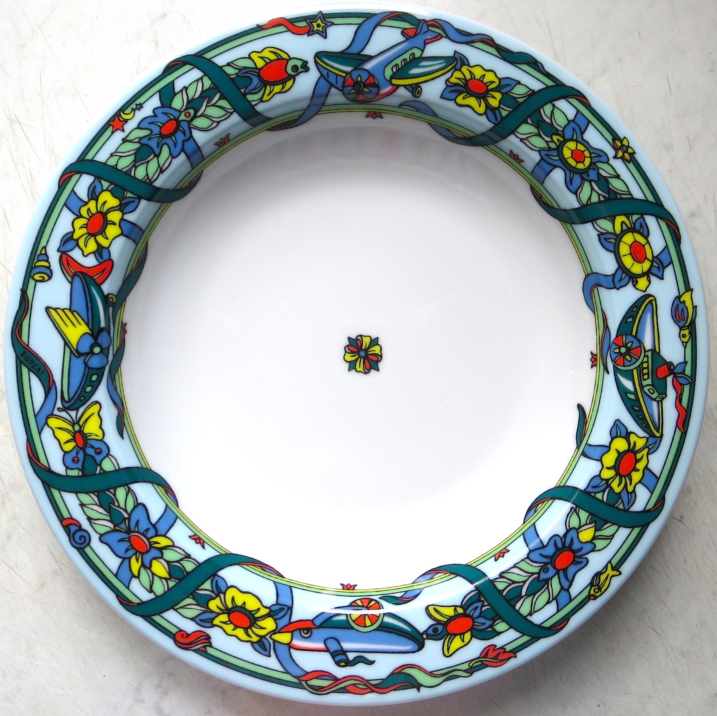 Guirlande-BOPLA-Plato-de-Sopa-De-Porcelana-Placa-  sc 1 st  eBay & Guirlande BOPLA Plato de Sopa De Porcelana Placa Placa | eBay