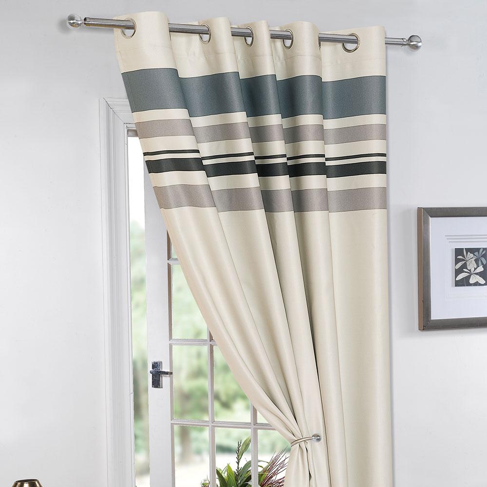 ray anneau double paire oeillet pr t l 39 em ploi rideaux. Black Bedroom Furniture Sets. Home Design Ideas