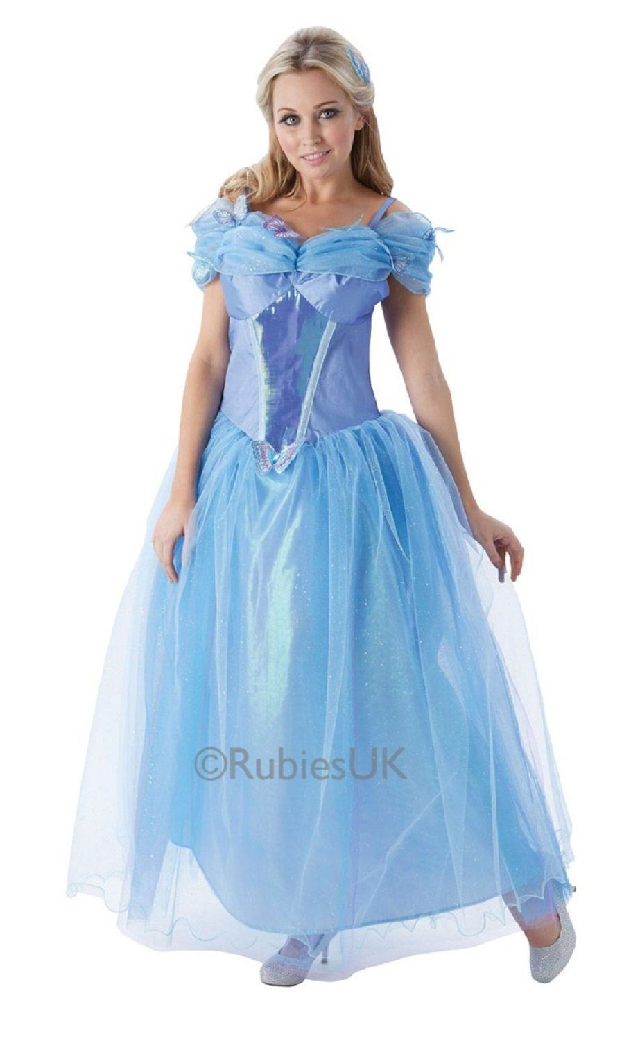 femmes-officiel-Disney-Cendrillon-Costume-Conte-fees-costume-halloween