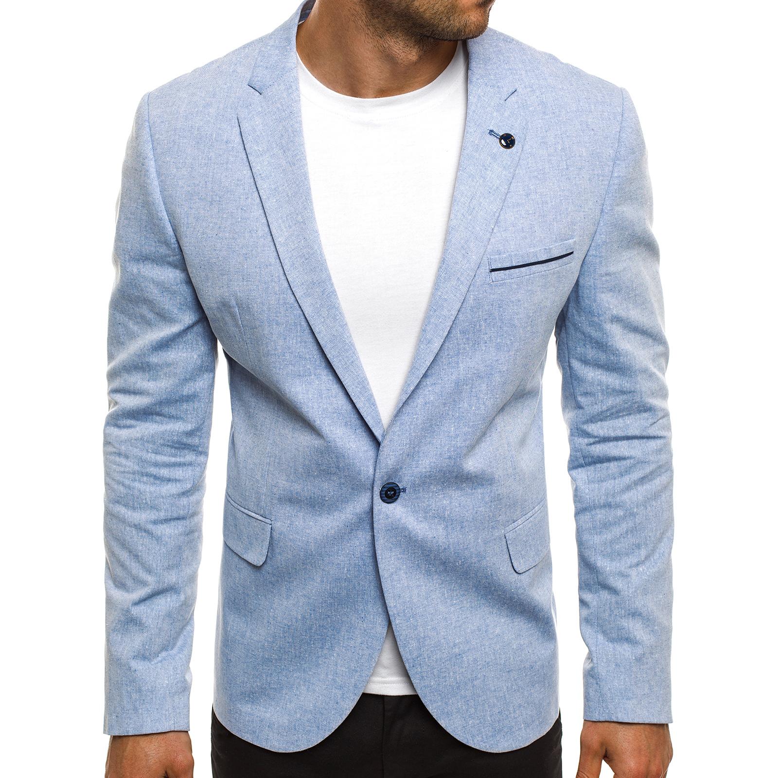 free shipping ac535 99e42 Completo Da Giacca Uomo Blazer Mix Sportiva Ozonee Ebay 422 ...