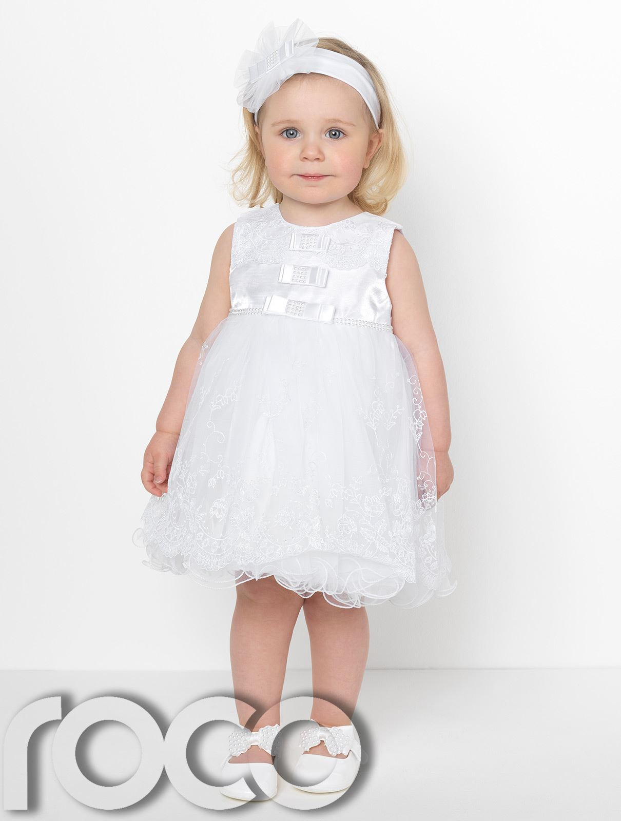 Baby Girls Dresses, Flower Girl Dresses, Christening ...
