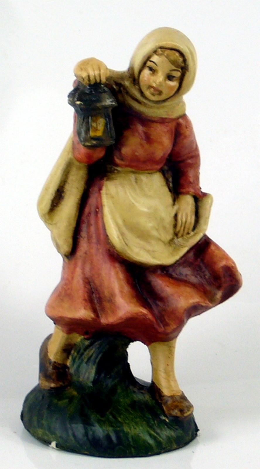 Nacimiento figuras del bel n piezas para 10cm cartapesta for Amazon figuras belen