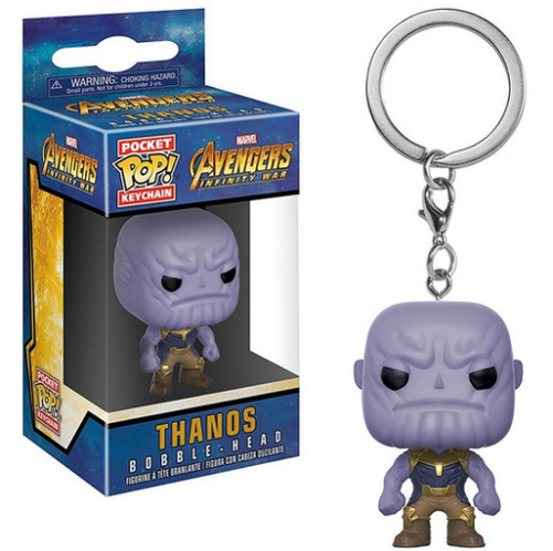 Funko-Bolsillo-Pop-Llavero-Groot-Hulkbuster-Thanos-Rocked-Figura-de-Vinilo