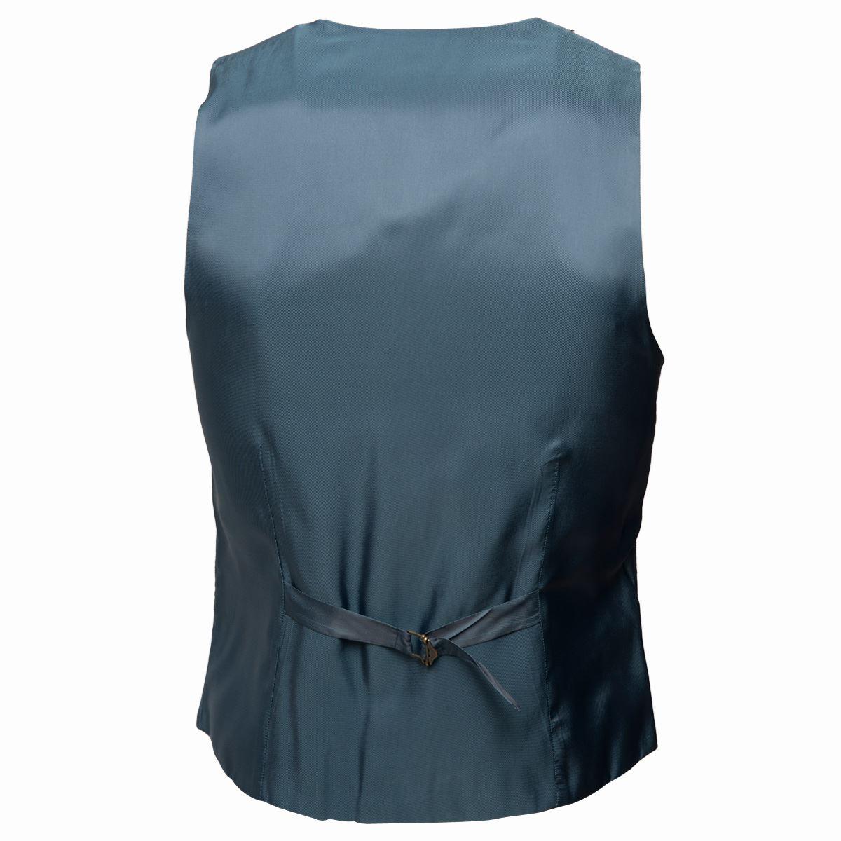 Gabicci-Vintage-da-uomo-a-strisce-SU-MISURA-monopetto-con-bottoni-alla-moda