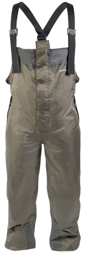 Korum Langarm-Shirt Hosenträger Wasserfest Latz & Hosenträger Langarm-Shirt 034029