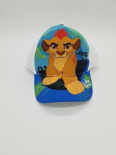 Garde-the-Lion-King-Cap-for-Children-Baseball-Kion-Cappy-Summertime