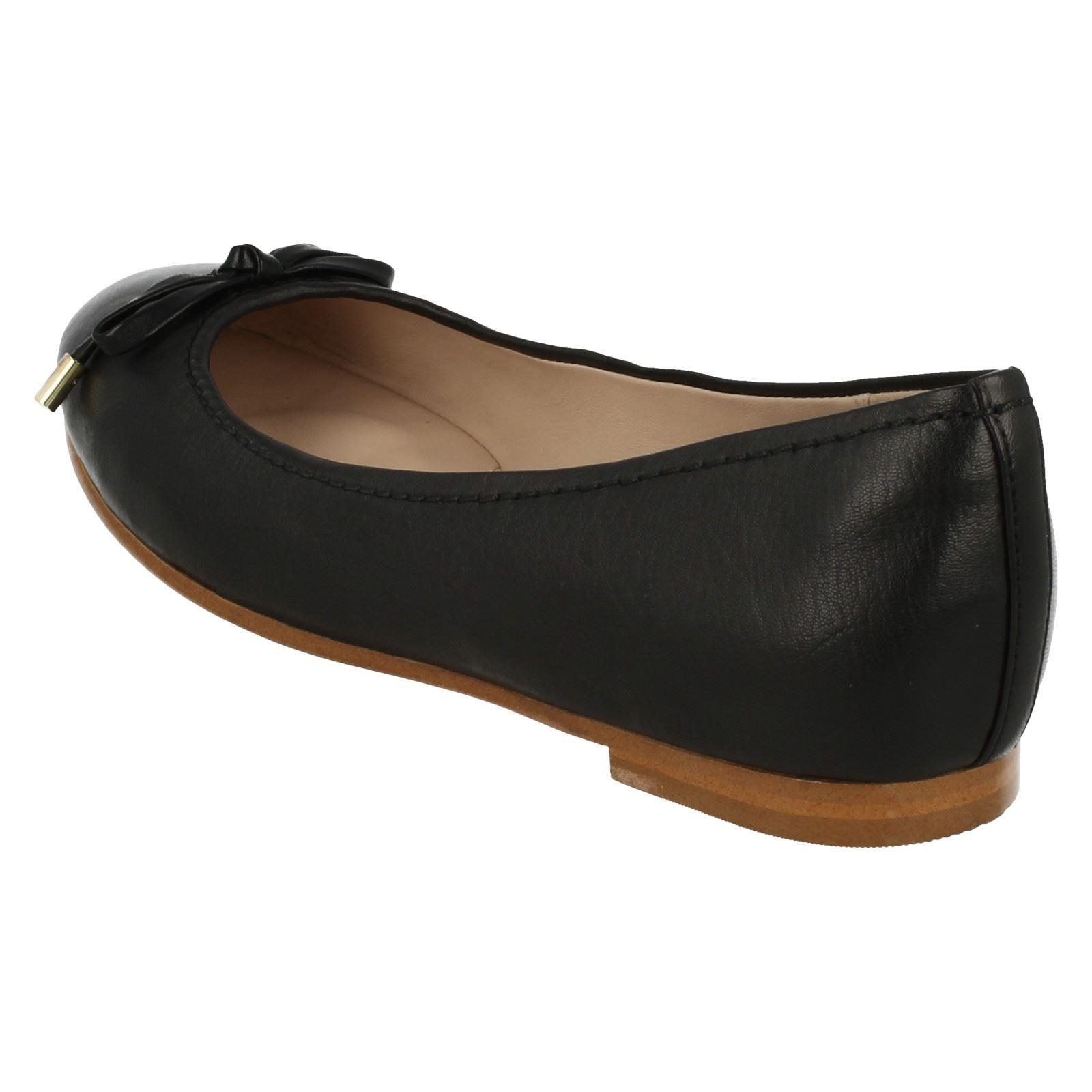 Grace Azucena Mujer Clarks Planos Dolly Zapatos x6pO6z