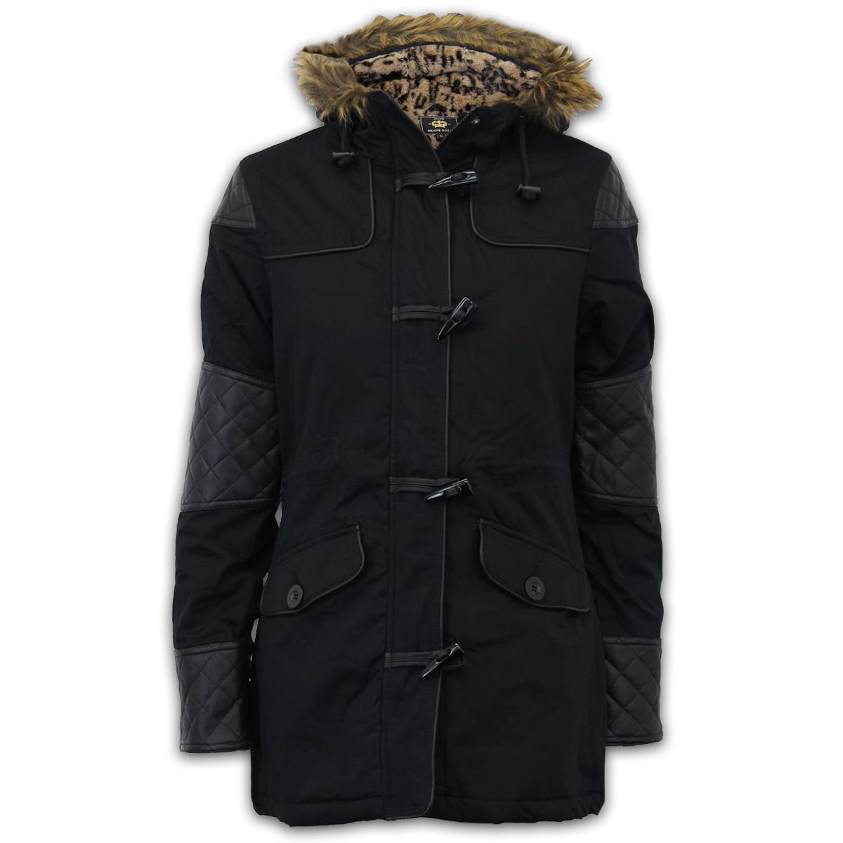 Womens Parka Style Coats