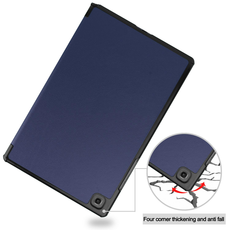 miniatura 25 - Cover Per Samsung Galaxy Scheda A7 SM-T500 T505 Custodia Protettiva Slim Case