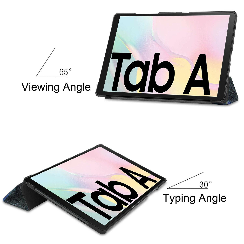 miniatura 102 - Cover Per Samsung Galaxy Scheda A7 SM-T500 T505 Custodia Protettiva Slim Case