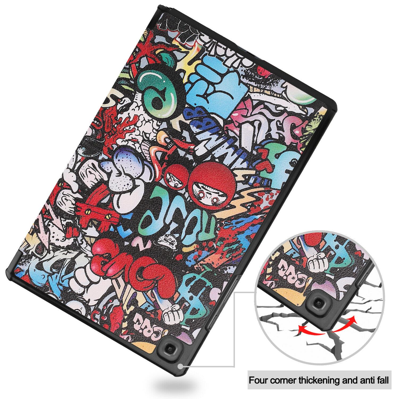 miniatura 88 - Cover Per Samsung Galaxy Scheda A7 SM-T500 T505 Custodia Protettiva Slim Case