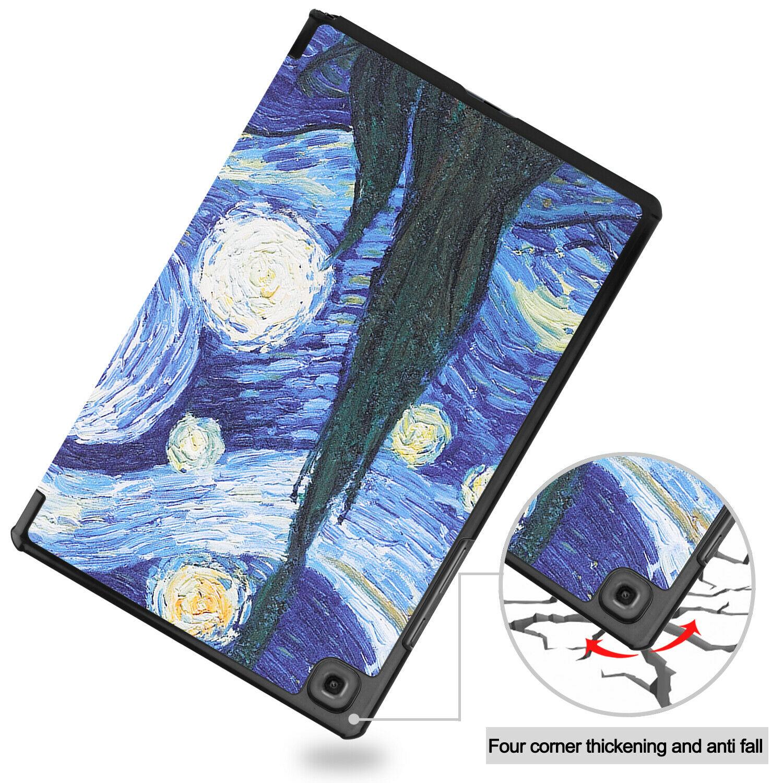 miniatura 106 - Cover Per Samsung Galaxy Scheda A7 SM-T500 T505 Custodia Protettiva Slim Case