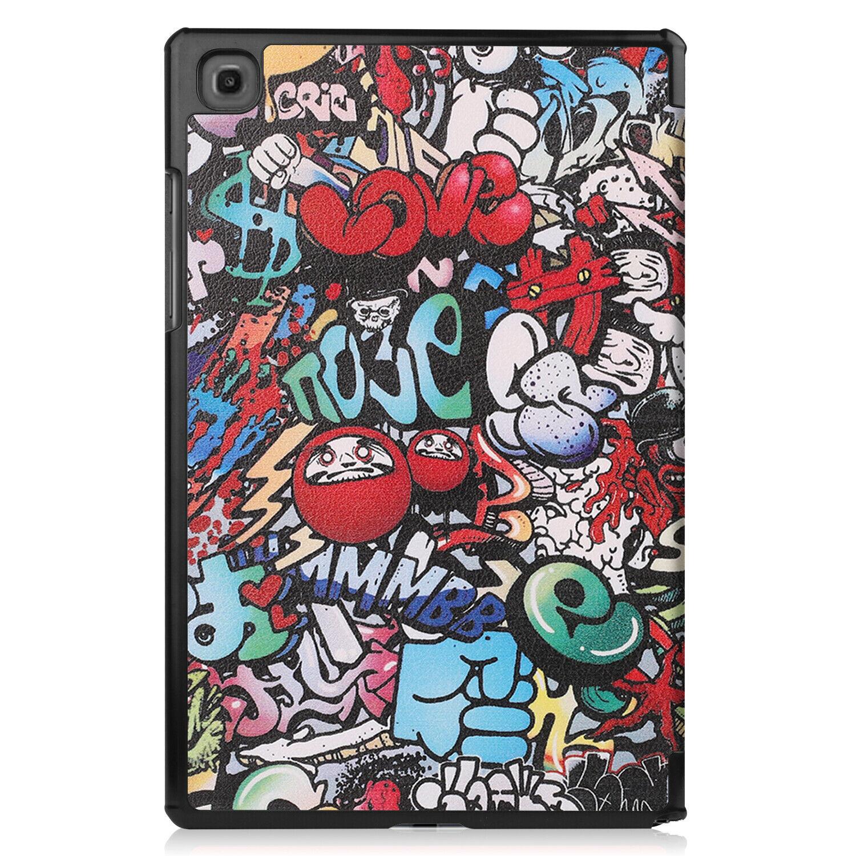 miniatura 89 - Cover Per Samsung Galaxy Scheda A7 SM-T500 T505 Custodia Protettiva Slim Case